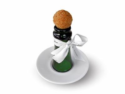 Cromesqui allo champagne (2007)