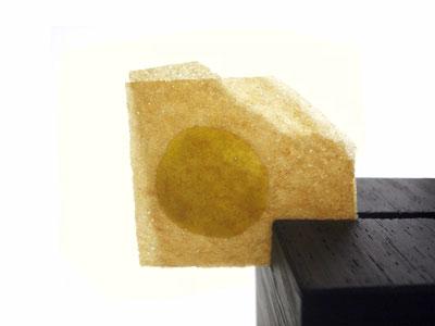 Quadrato di prugne e pâte sablée (2007)