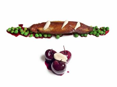 """Foie gras """"Au temps des cerises"""" (2005)"""