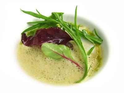 Riz vert à l'huile d'olive (2006)