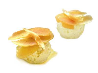 Pommes de terre, morue et bottarga (1990)