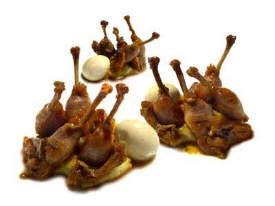 Cuisses et œuf de caille (1990)