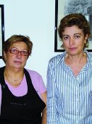 Mari Carmen y Julia Donet