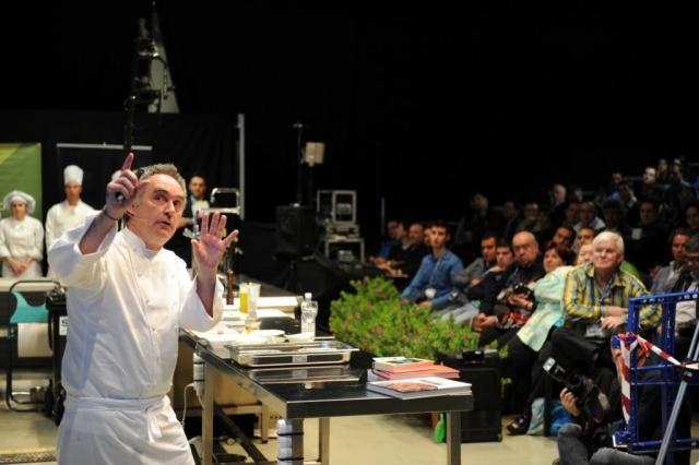 Homenaje a Ferran Adrià