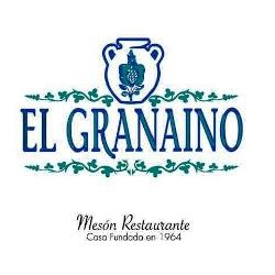 Carta del Restaurante El Granaíno
