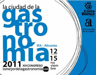 """XIII Congreso """"Lo Mejor de la Gastronomía"""""""