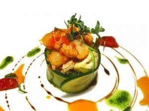 Thon au lapin et petits légumes sauce aigre-douce (1999)