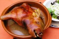 Cochinillo Fogón del Salvador
