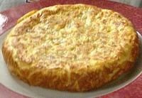 Tortilla Mesón Patio Martín