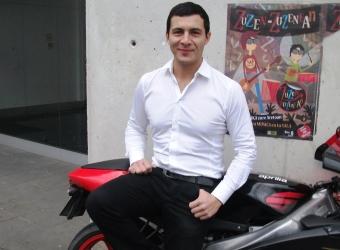 Julián Hernández expone en San Sebastián