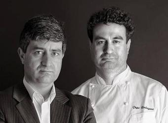 Diego y Pepe Rodríguez Rey