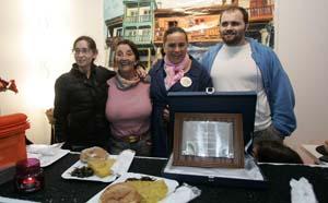 Carmen Uribe gana la IV Edición de la Festa da Tortilla de Betanzos