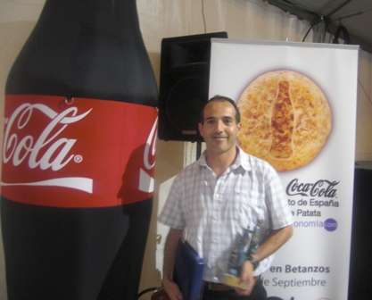 Ganador clasificatoria Betanzos