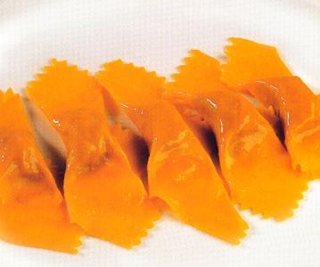 Tortelli de Calabaza