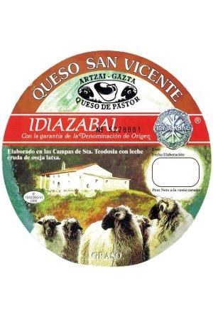 Queso Idiazabal San Vicente
