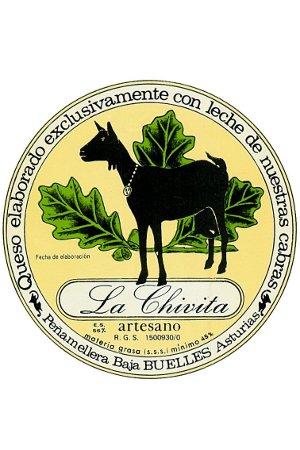 Queso de Cabra La Chivita