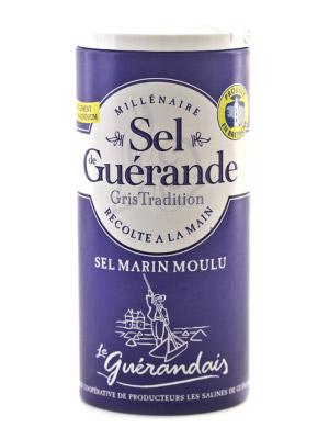 Sal de Guérande Gris y Gorda Le Guérandais