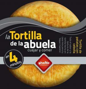 Tortilla de Patatas de la Abuela Giraldo