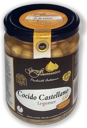 Cocido Castellano Legumer