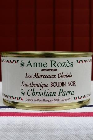 Morcilla de Cerdo Anne Rozès