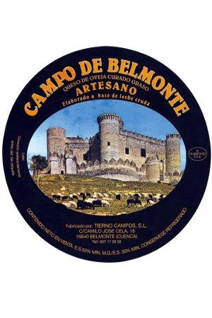 Queso Curado en Manteca Campo de Belmonte