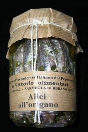 Anchoas al Orégano A Vittorio Alimentari