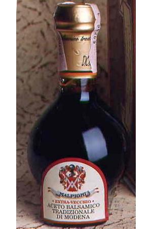Aceto Balsamico Tradizionale di Modena Malpighi Extravecchio (25 Anni)