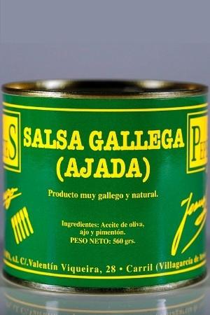 Salsa Gallega (Ajada) Los Peperetes