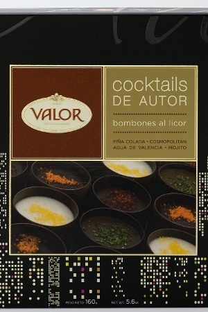 Bombones al Licor Cocktails de Autor Valor