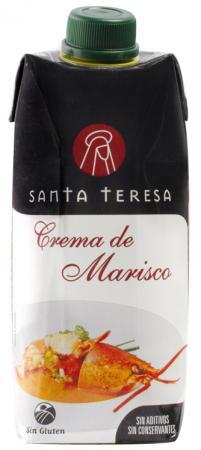 Crema de Mariscos Santa Teresa