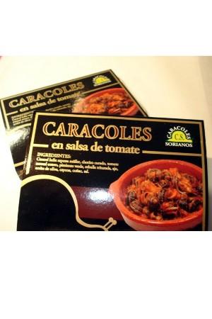 Caracoles en Salsa de Tomate Caracoles Sorianos