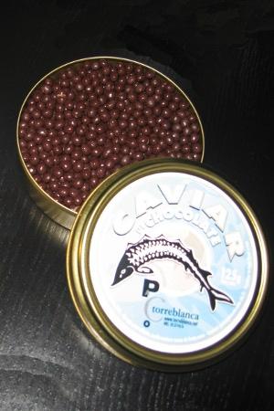 Caviar de Chocolate Torreblanca