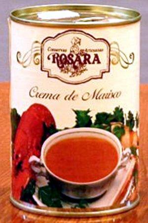 Crema de Mariscos Rosara