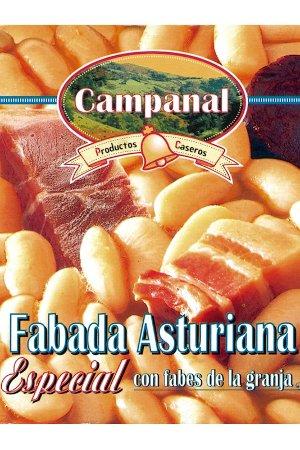Fabada Asturiana Especial con Fabes De La Granja Campanal