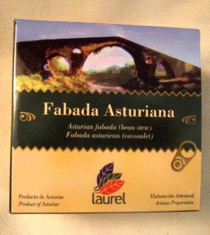 Fabada Asturiana Laurel