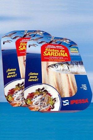 Filetes de Sardina Ipessa