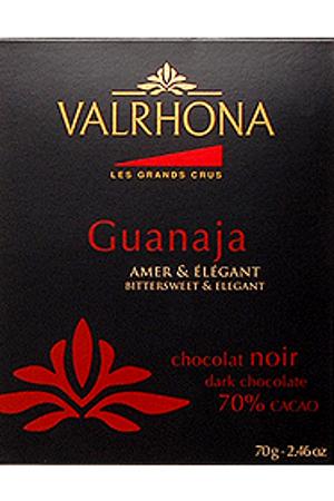 Chocolate Carré de Guanaja Valrhona