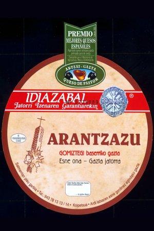 Queso Idiazabal Arantzazu