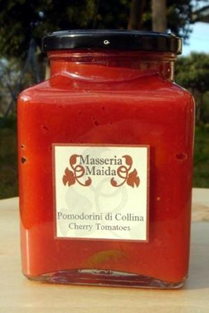 Pomodorini di Collina Masseria Maida
