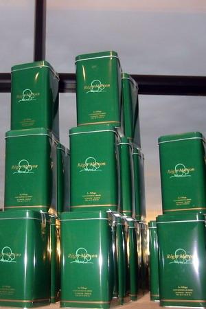 Lentejas Verdes de Puy, Régis Marcon