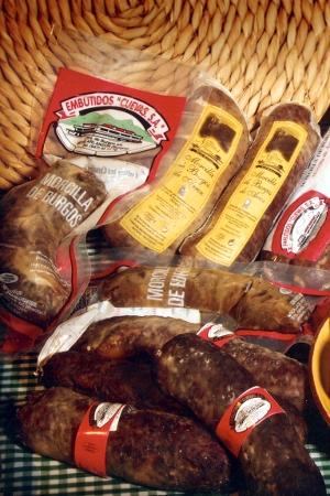 Morcilla de Burgos Cuevas