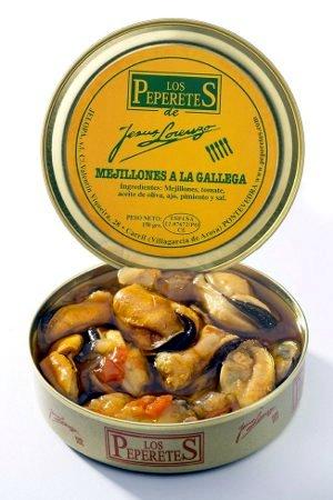 Mejillones a la Gallega Los Peperetes