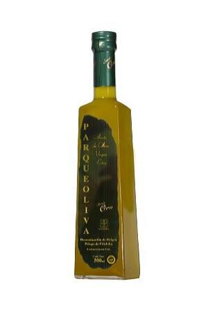 Aceite de Oliva Virgen Extra Parqueoliva Serie Oro