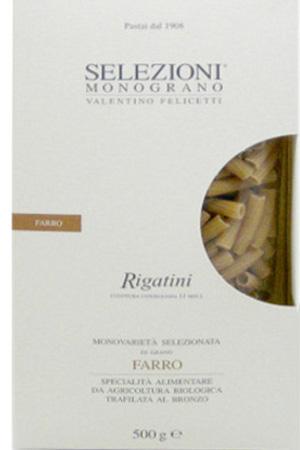 Pasta Selezioni Monograno Valentino Felicetti Farro