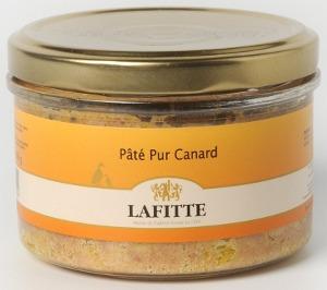 Paté Puro de Canard (Pato) Lafitte