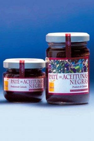 Paté de Aceitunas Negras Ismael