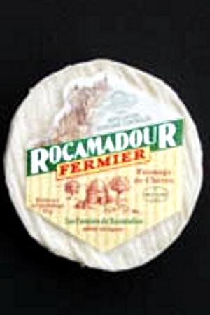 Queso Rocamadour Fermier Les Gariottes