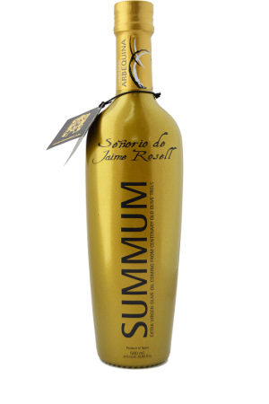 Aceite de Oliva Virgen Extra Señorio de Jaume Rosell Summum