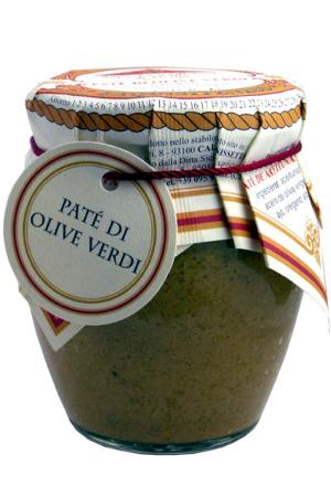 Paté Di Olive Verdi Sicilian Exquisiteness