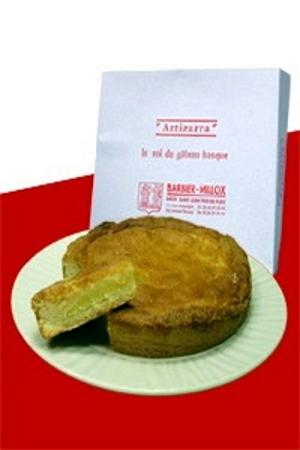 Gâteau Basque Artizarra